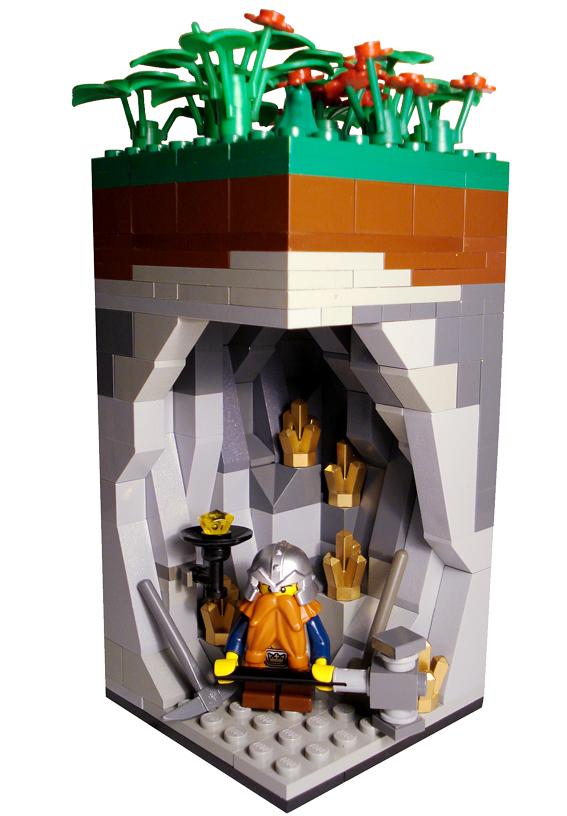 Zarakaï dans sa vieille mine !